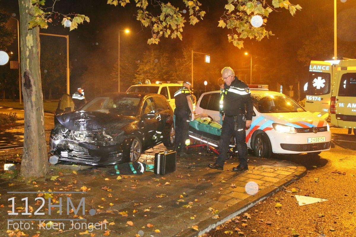 Ongeval Lammenschansweg Leiden (5)