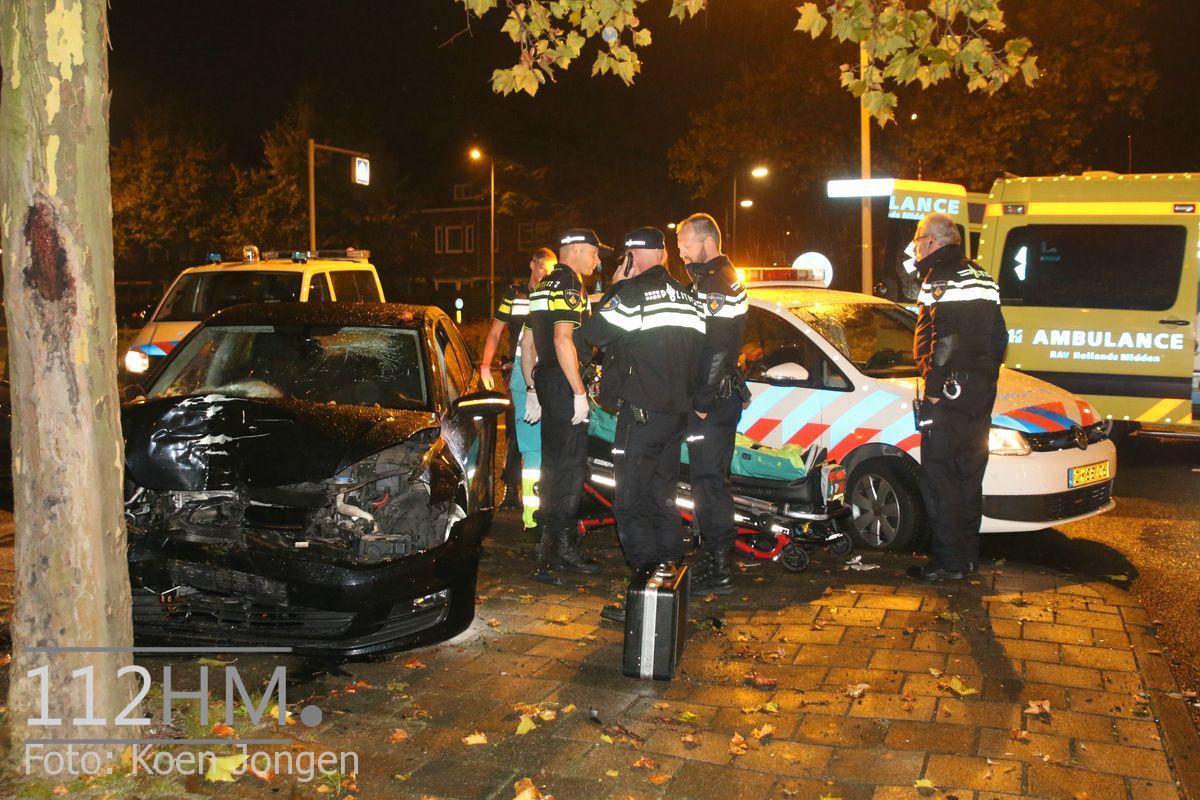 Ongeval Lammenschansweg Leiden (6)