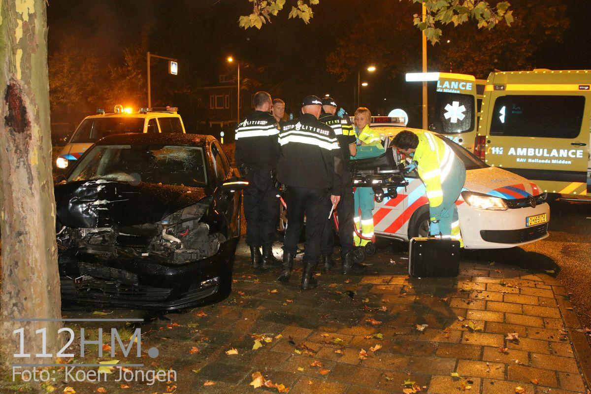 Ongeval Lammenschansweg Leiden (8)