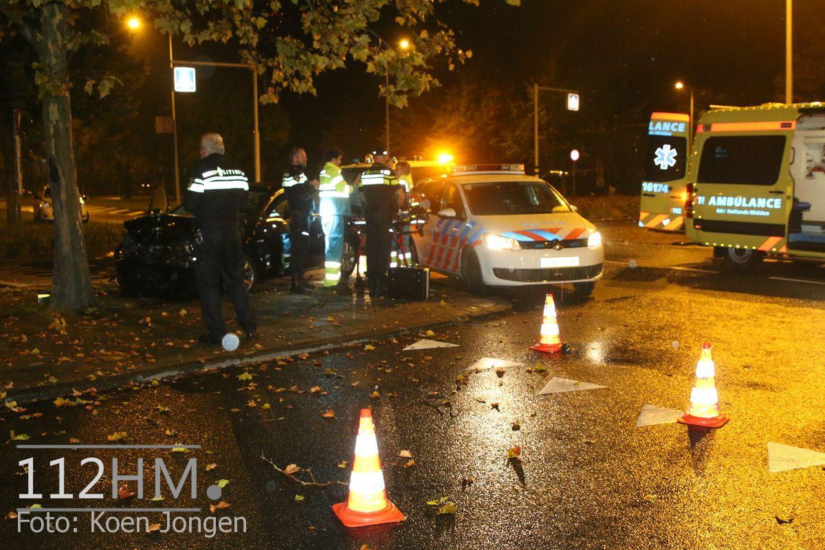 Ongeval Lammenschansweg Leiden (9)