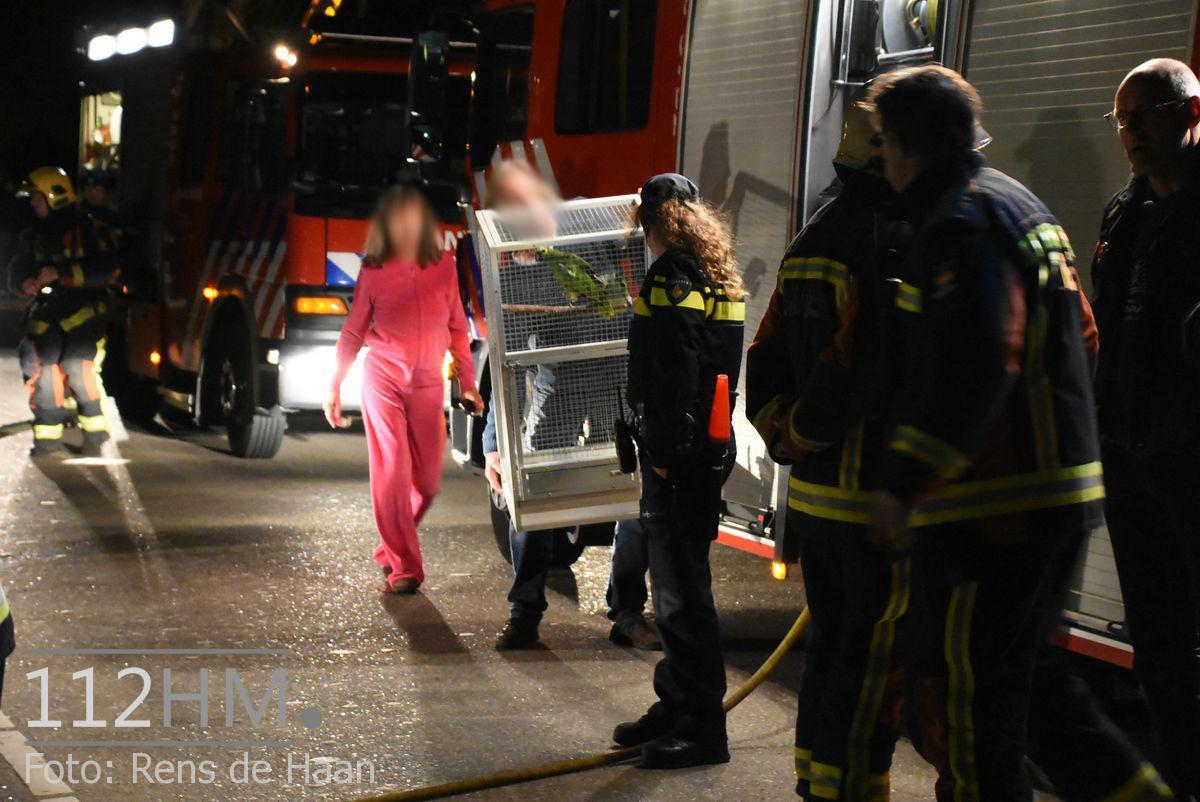 Uitslaande brand Noordeinde Moerkapelle (11)