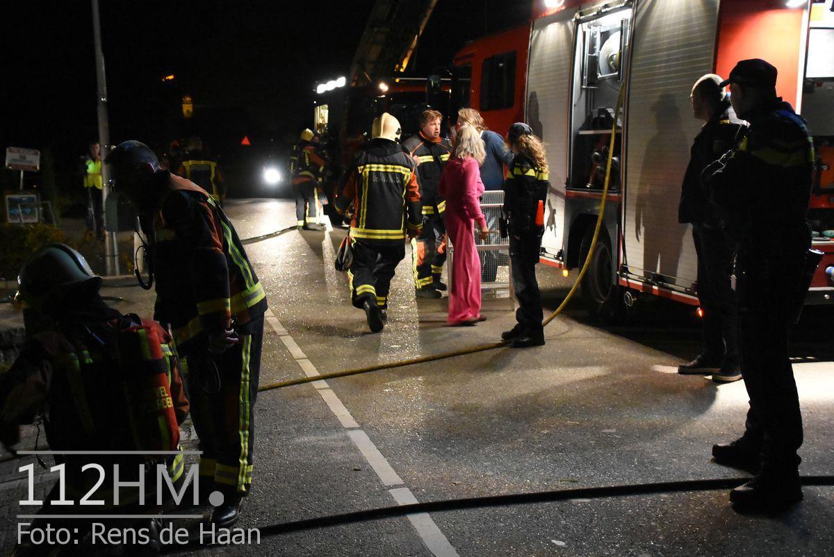 Uitslaande brand Noordeinde Moerkapelle (12)