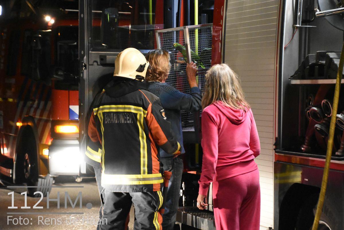 Uitslaande brand Noordeinde Moerkapelle (14)