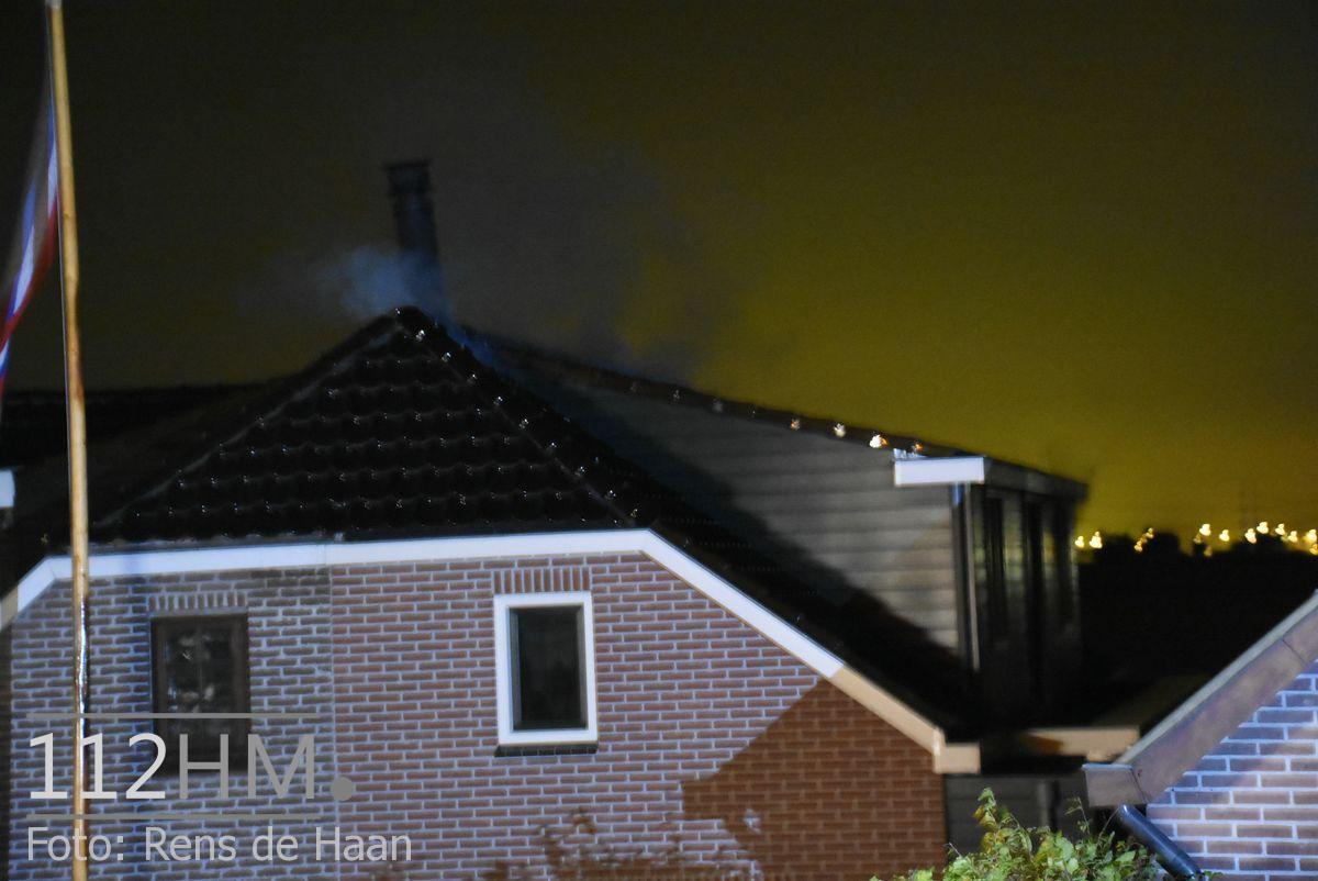Uitslaande brand Noordeinde Moerkapelle (7)