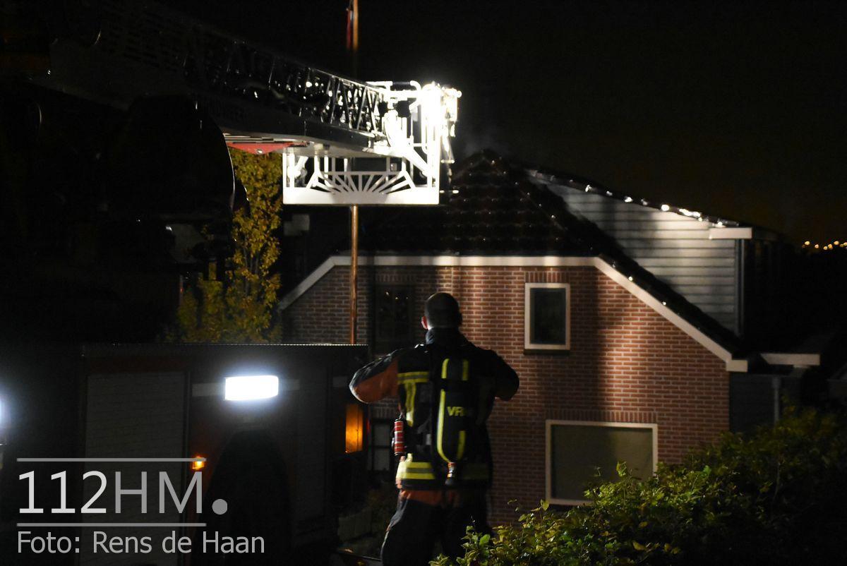Uitslaande brand Noordeinde Moerkapelle (9)