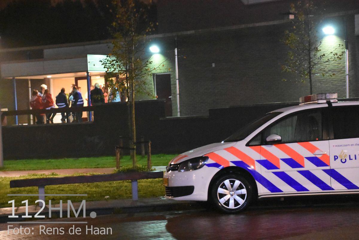 Vluchtelingen komen aan bij opvang Waddinxveen (3)