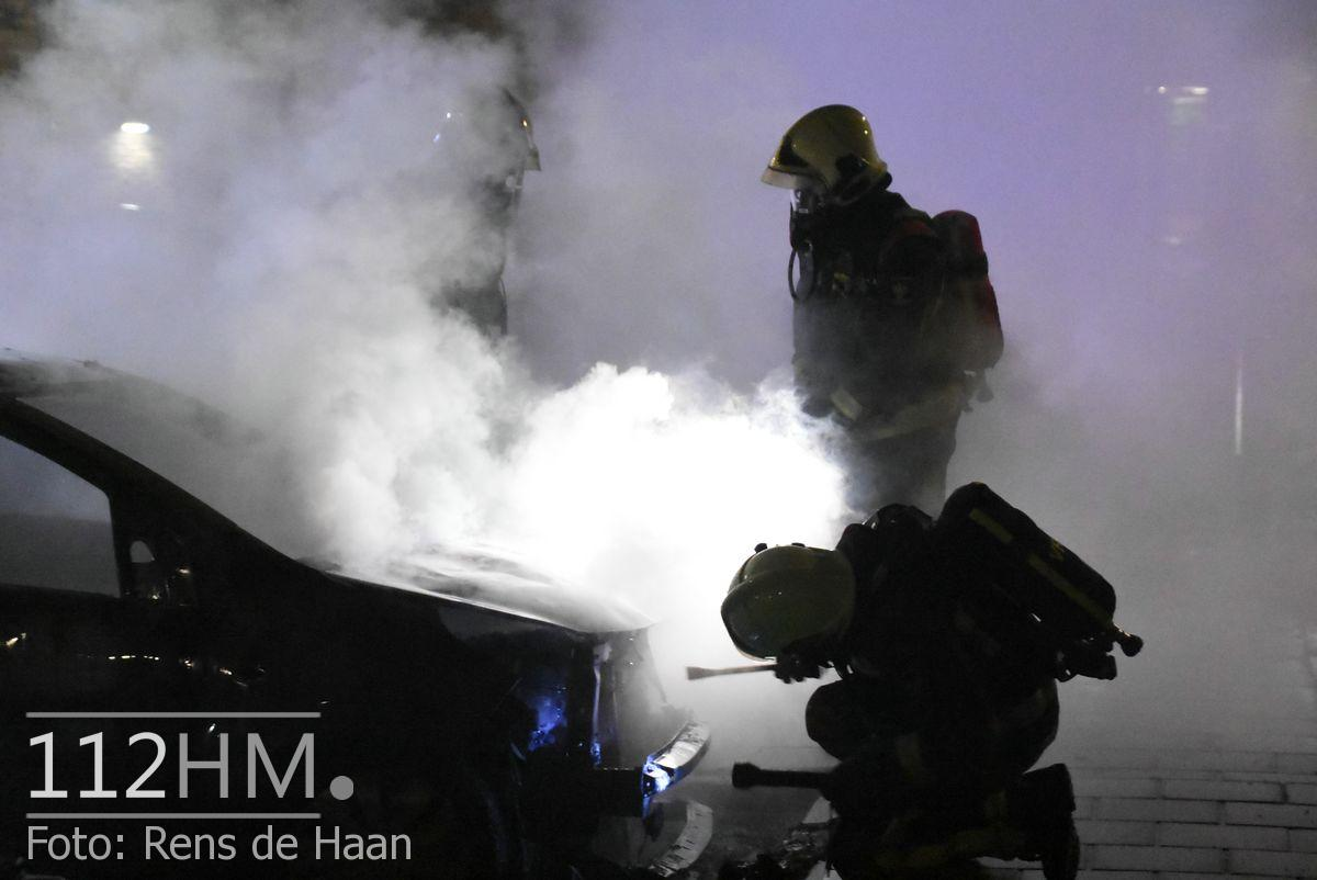 Voertuigbrand Kievitslaan Stolwijk (11)