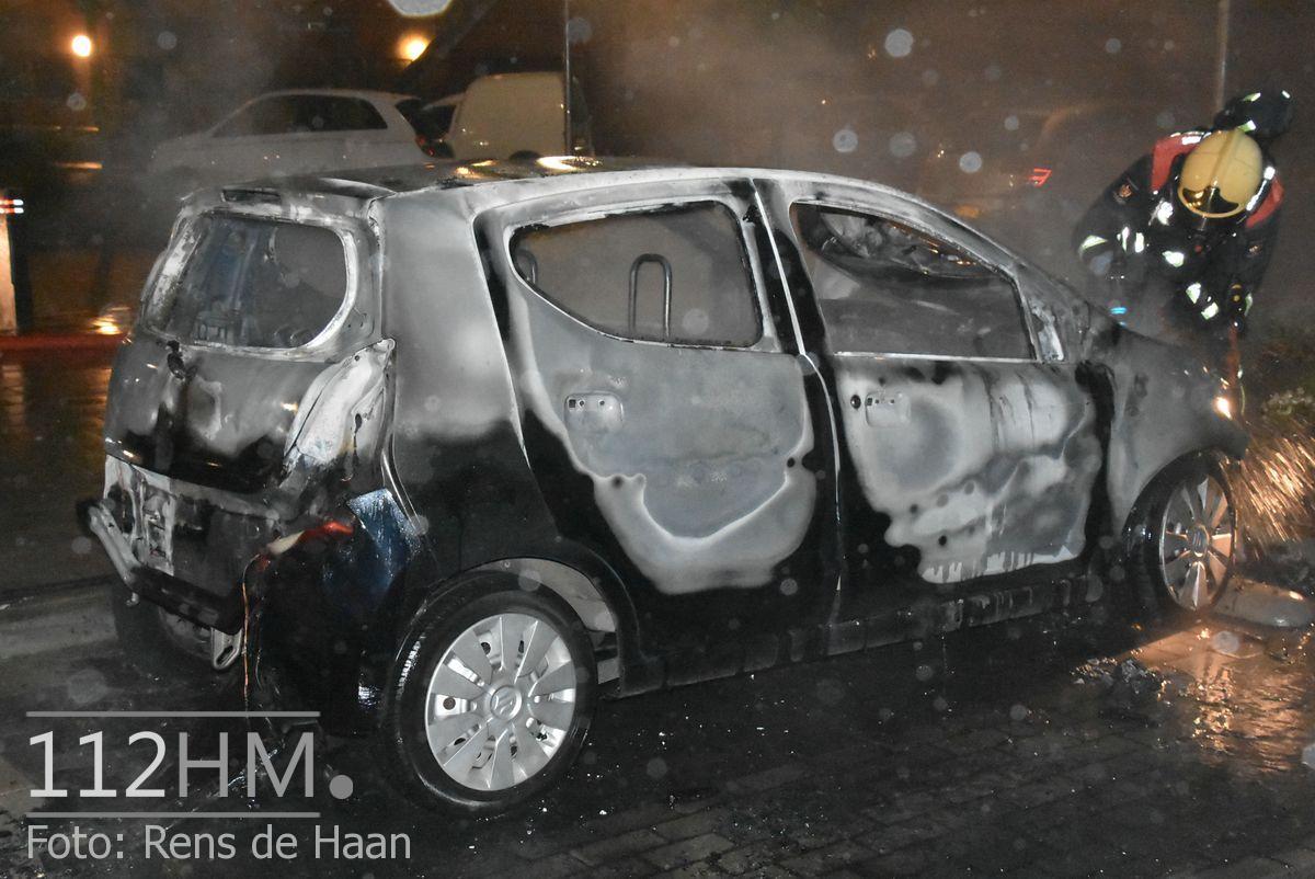 Voertuigbrand Kievitslaan Stolwijk (17)