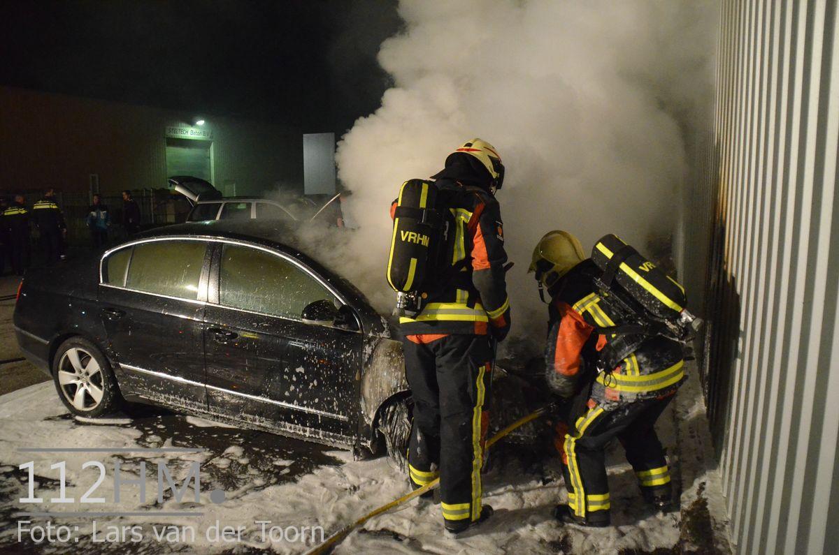 Voertuigbrand Noordstaring WDN LT (3)