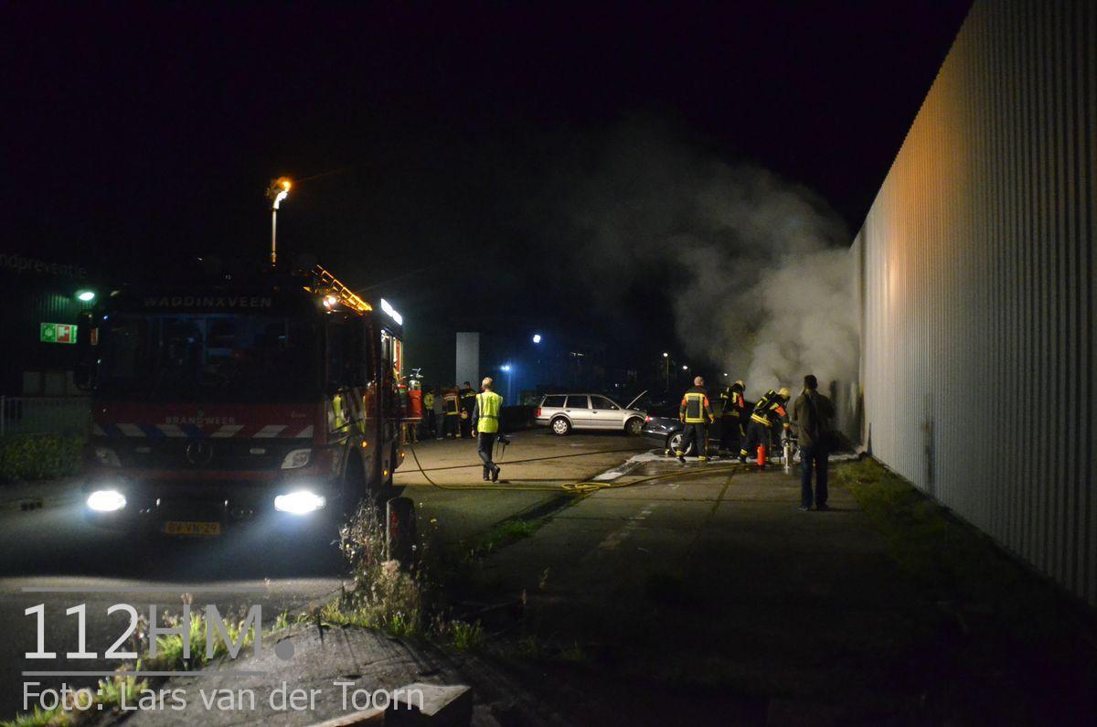 Voertuigbrand Noordstaring WDN LT (4)