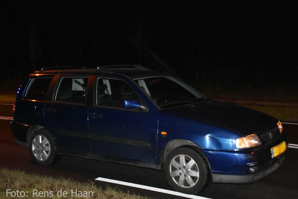 'Beknelling' bij ongeval in Gouda (3)
