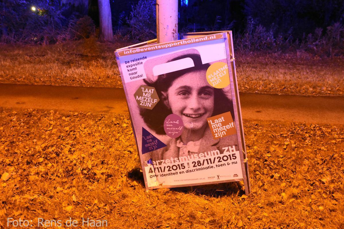 'Beknelling' bij ongeval in Gouda (6)