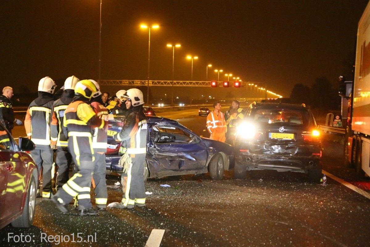Dodelijk ongeval A4 Leidschendam (3)