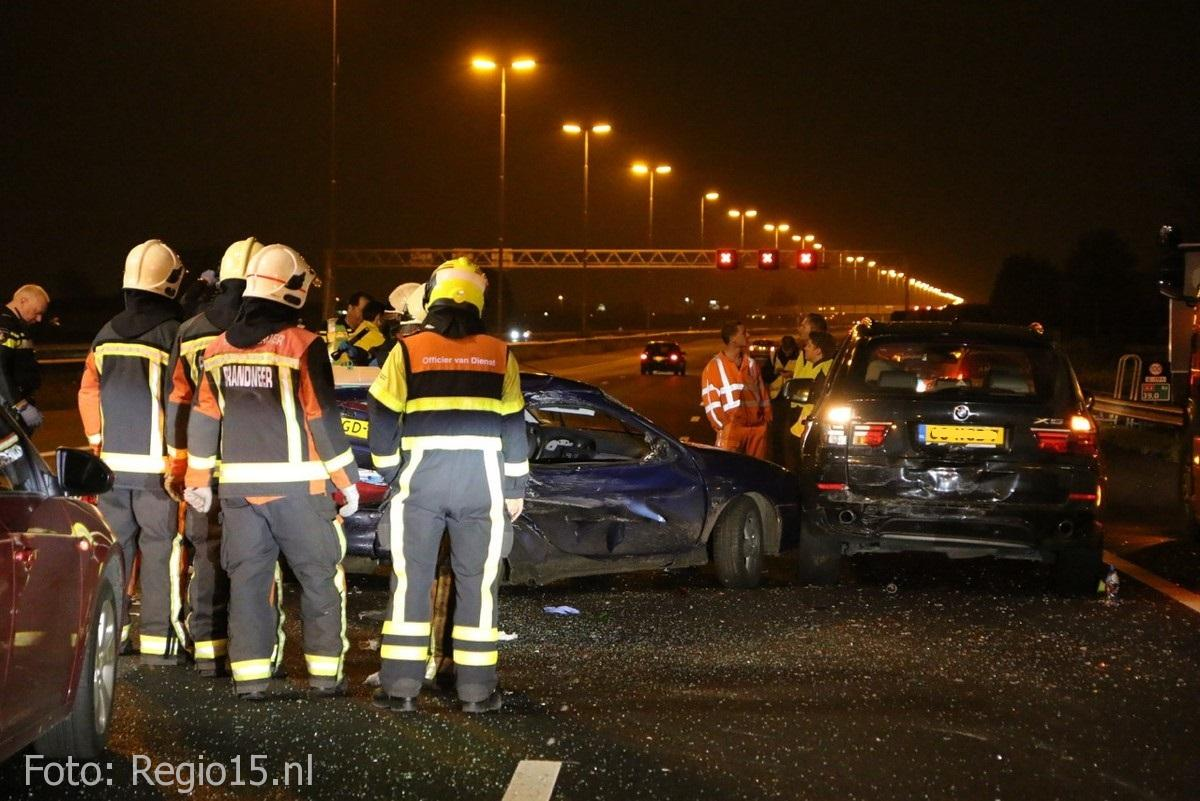 Dodelijk ongeval A4 Leidschendam (4)