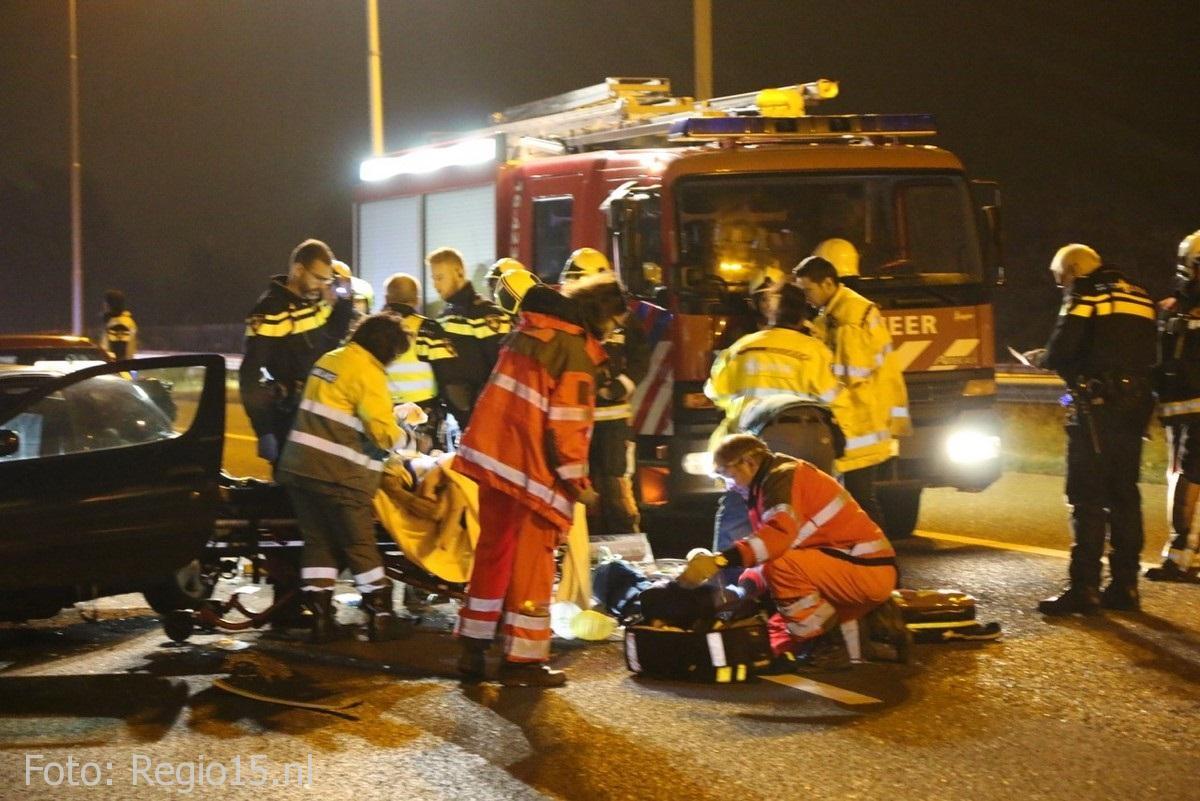 Dodelijk ongeval A4 Leidschendam (6)