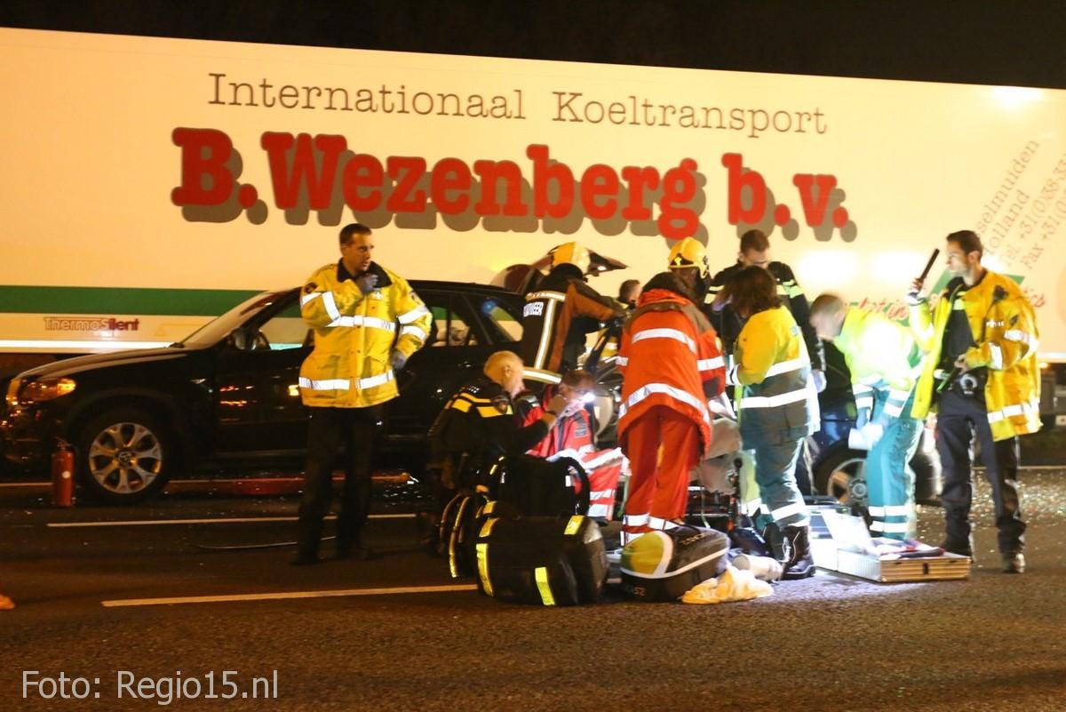 Dodelijk ongeval A4 Leidschendam (7)