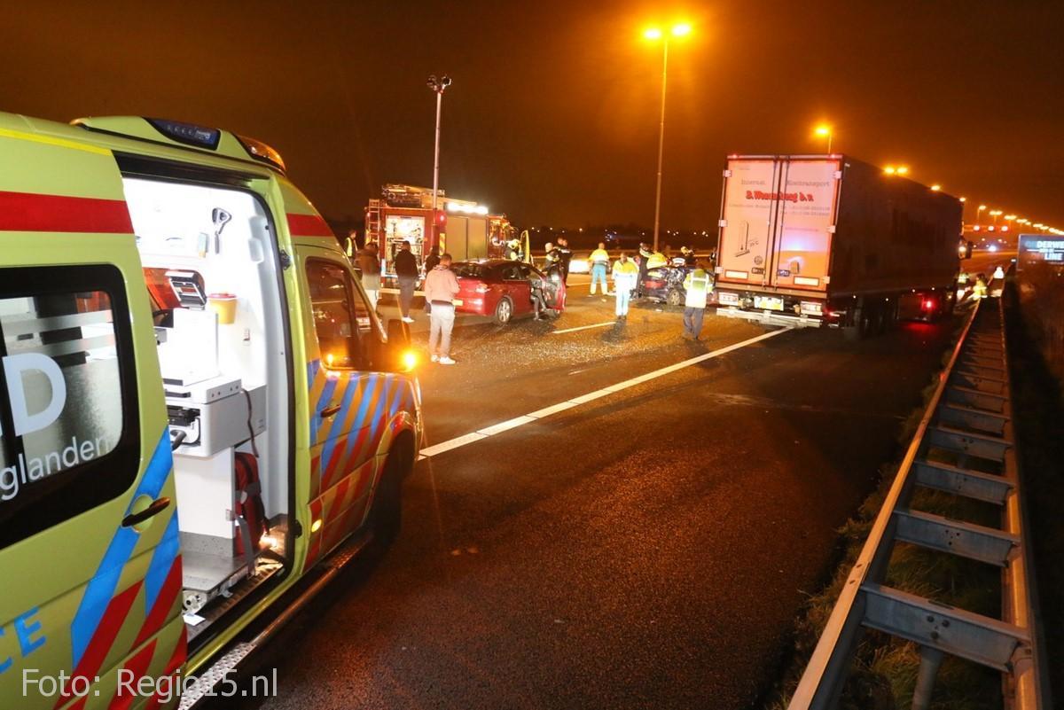 Dodelijk ongeval A4 Leidschendam (8)