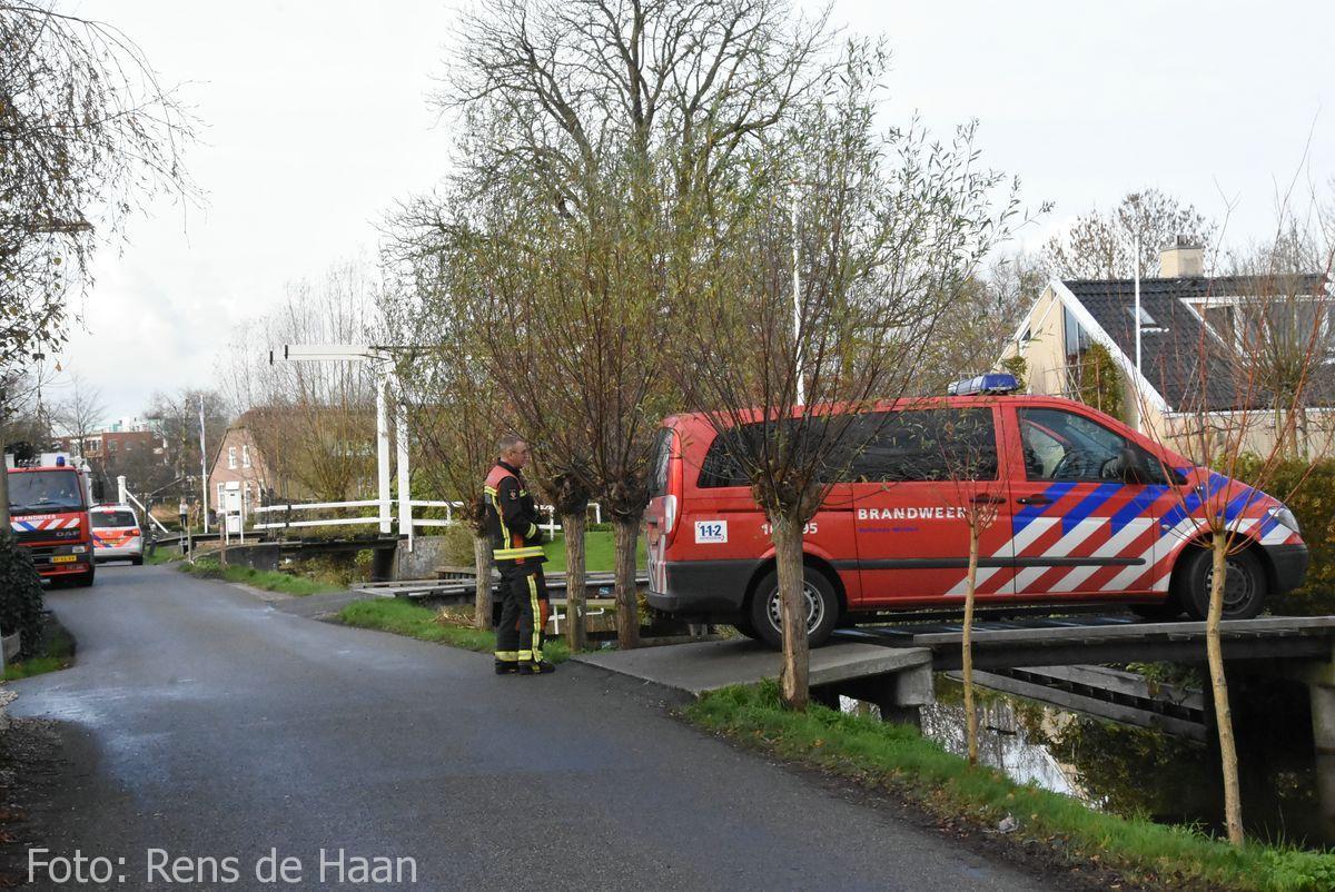 Gaslekkage 's-Gravenbroekseweg Reeuwijk (2)