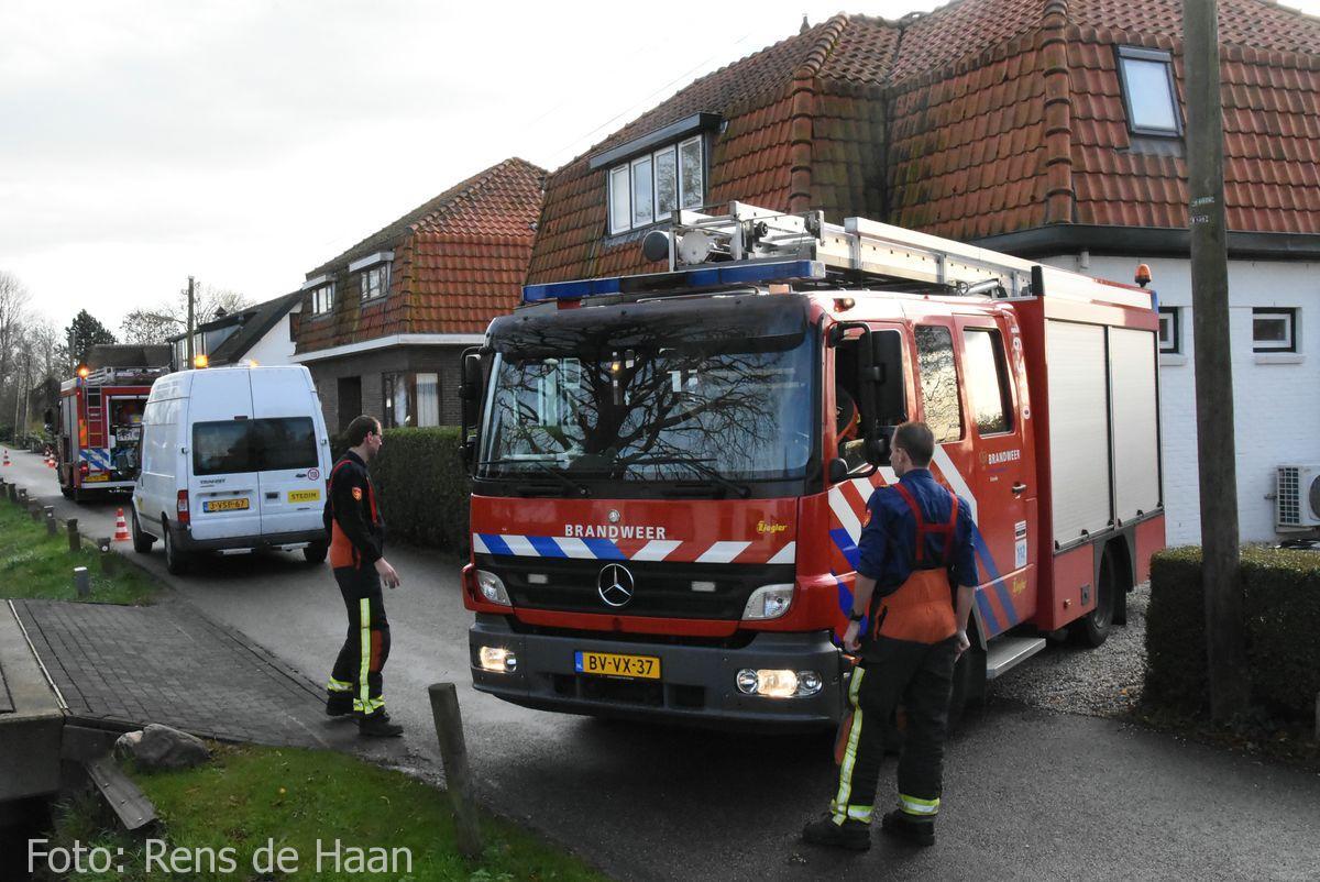 Gaslekkage 's-Gravenbroekseweg Reeuwijk (3)