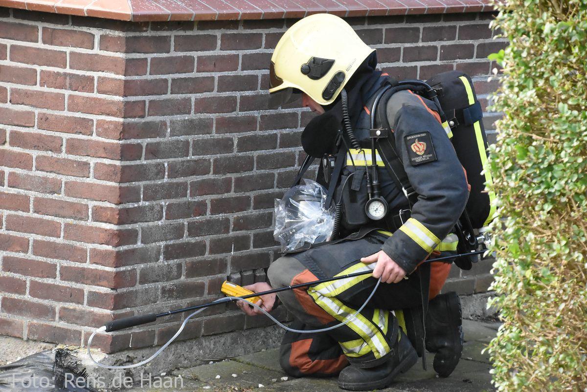 Gaslekkage 's-Gravenbroekseweg Reeuwijk (5)