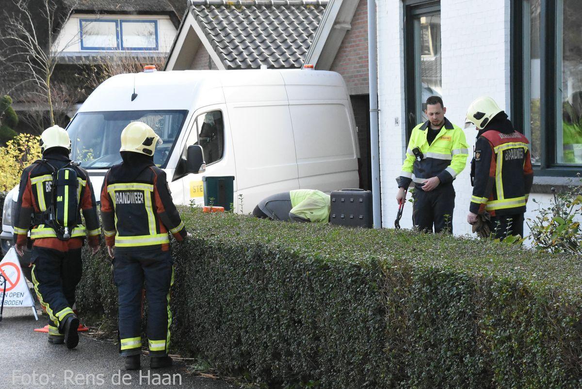 Gaslekkage 's-Gravenbroekseweg Reeuwijk (7)