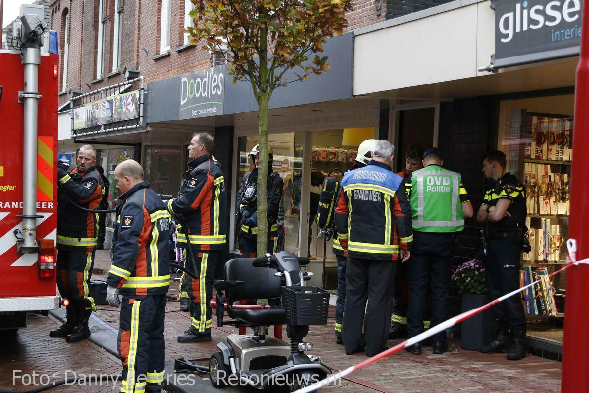 Middelbrand Prins Hendrikstraat Bodegraven (12)