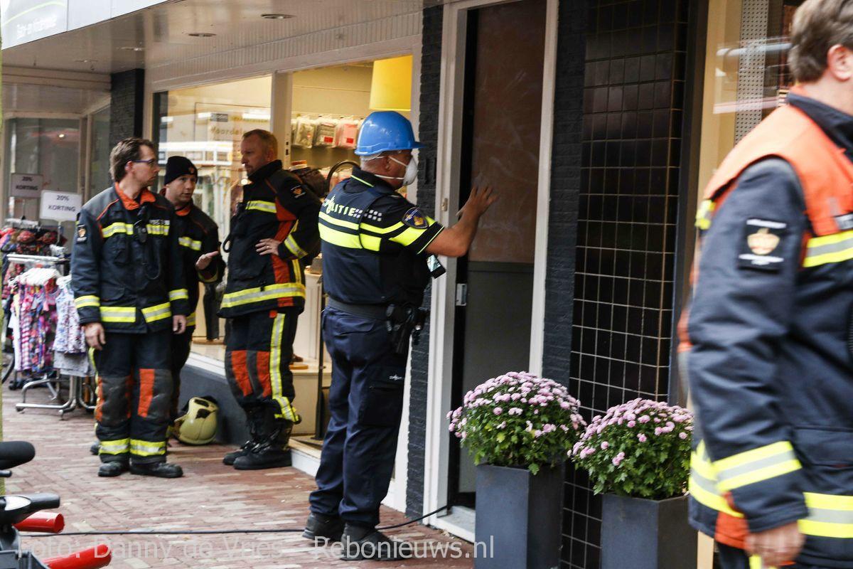 Middelbrand Prins Hendrikstraat Bodegraven (14)