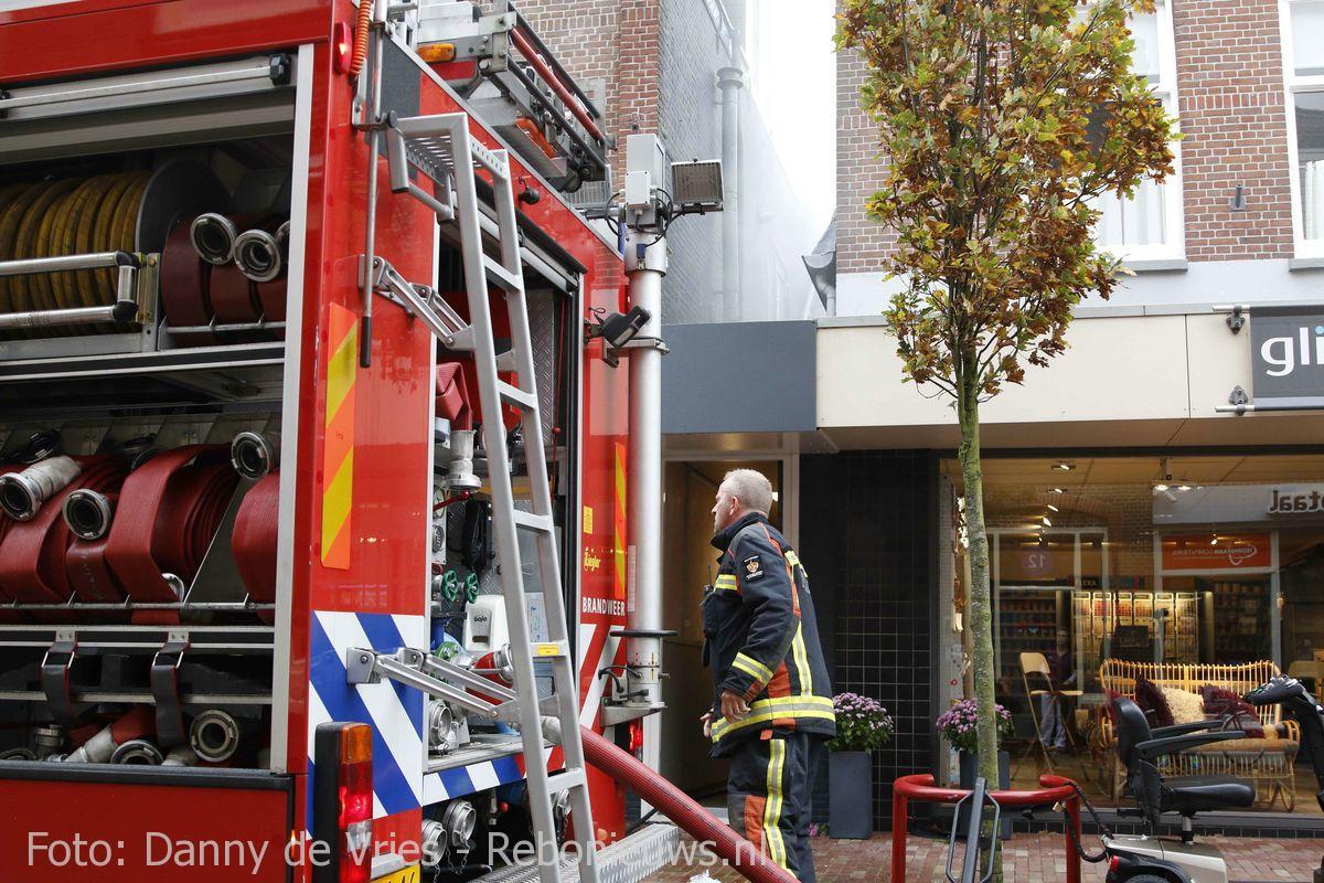 Middelbrand Prins Hendrikstraat Bodegraven (3)