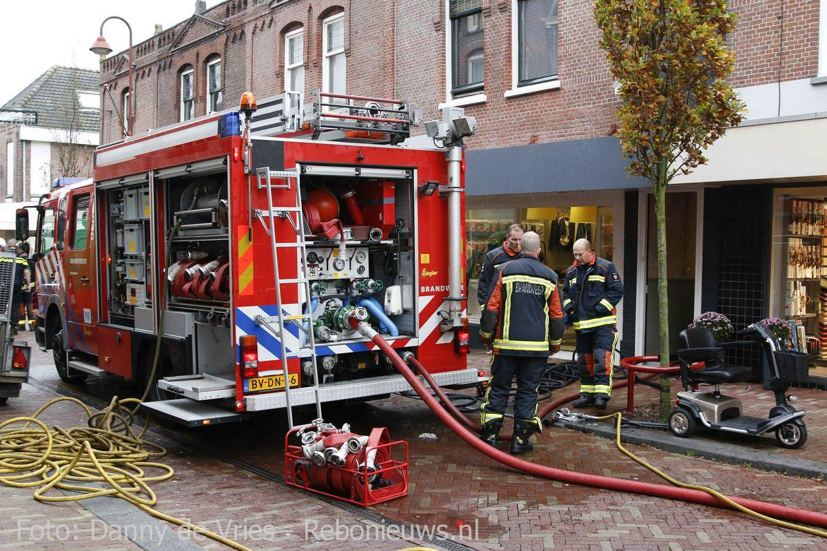 Middelbrand Prins Hendrikstraat Bodegraven (4)