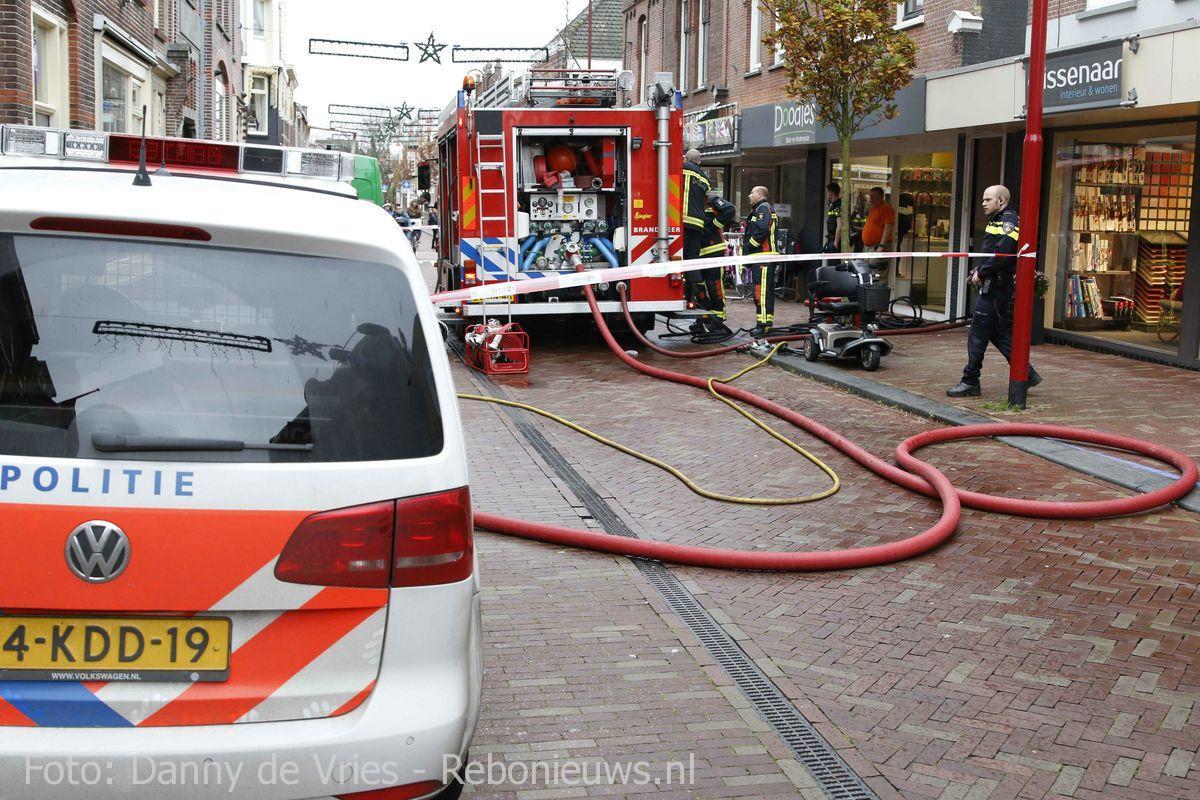 Middelbrand Prins Hendrikstraat Bodegraven (5)