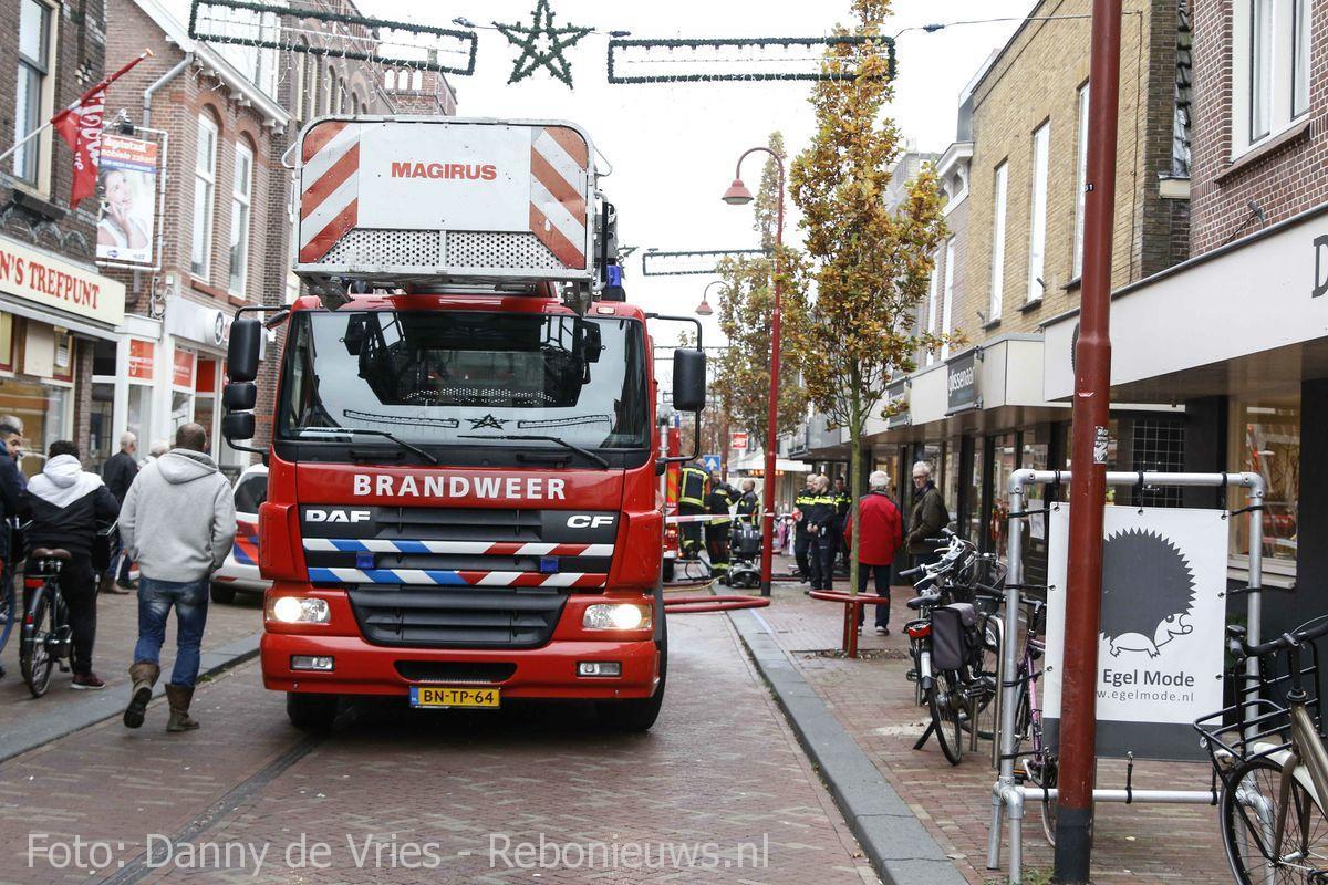 Middelbrand Prins Hendrikstraat Bodegraven (6)