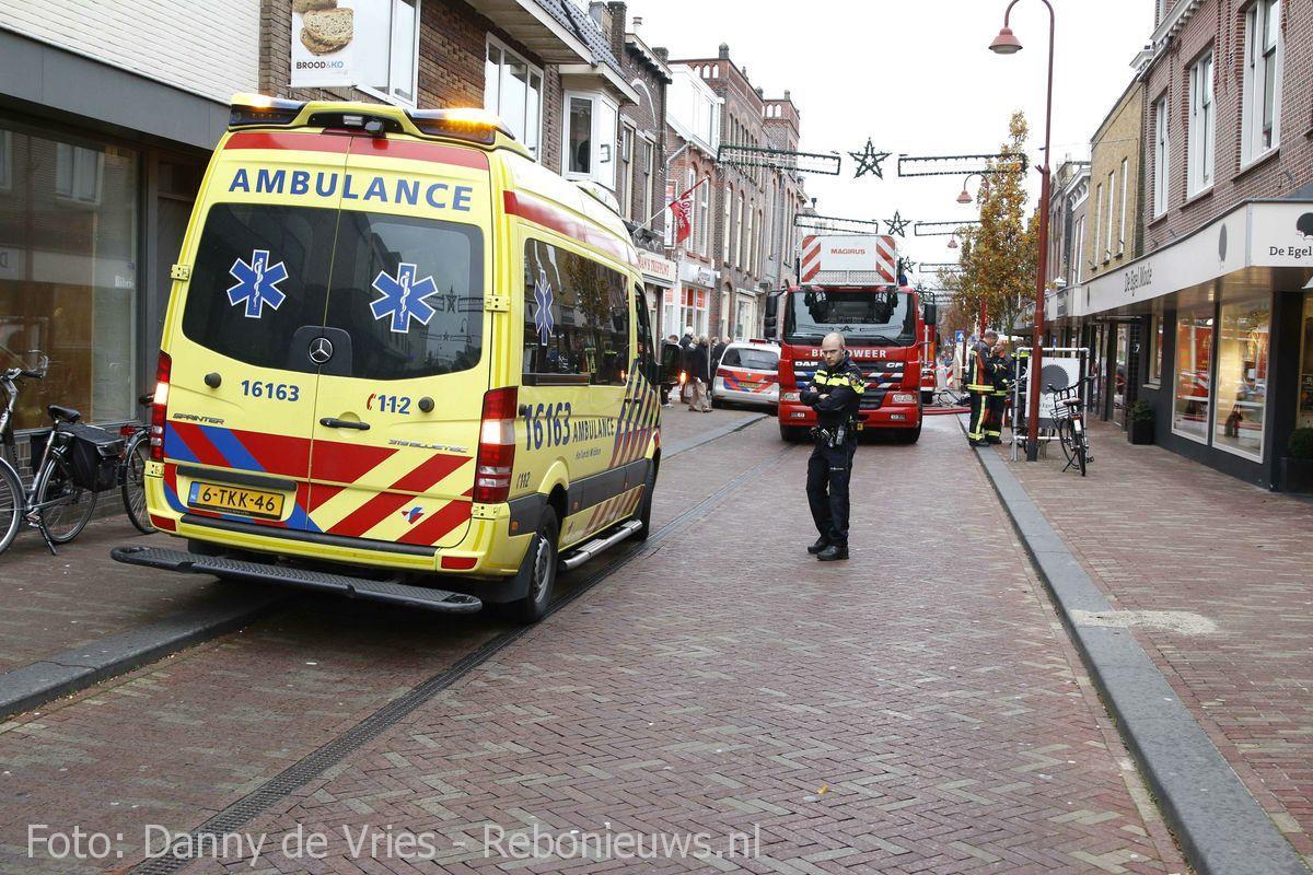 Middelbrand Prins Hendrikstraat Bodegraven (9)