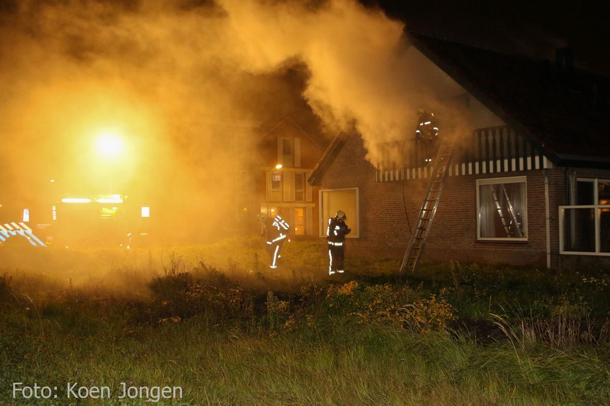 Oefening Brandweer OGT (2)