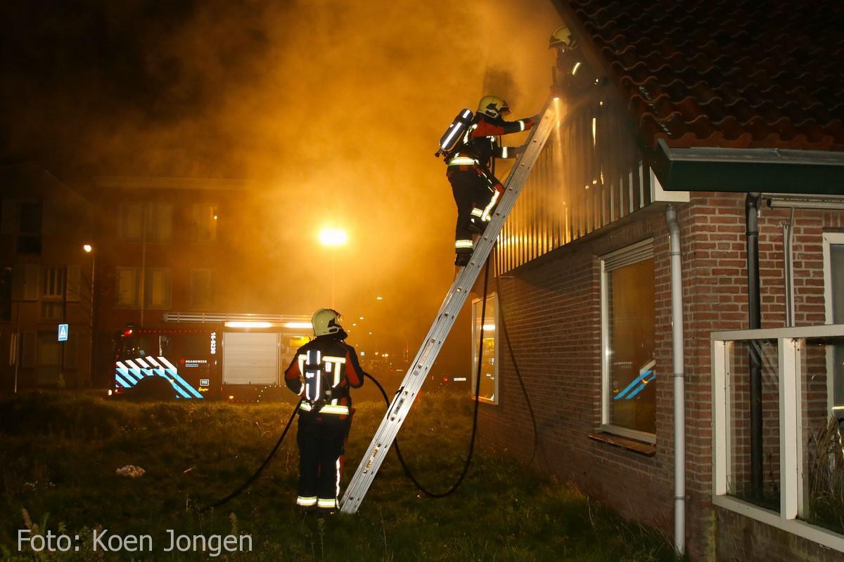 Oefening Brandweer OGT (4)