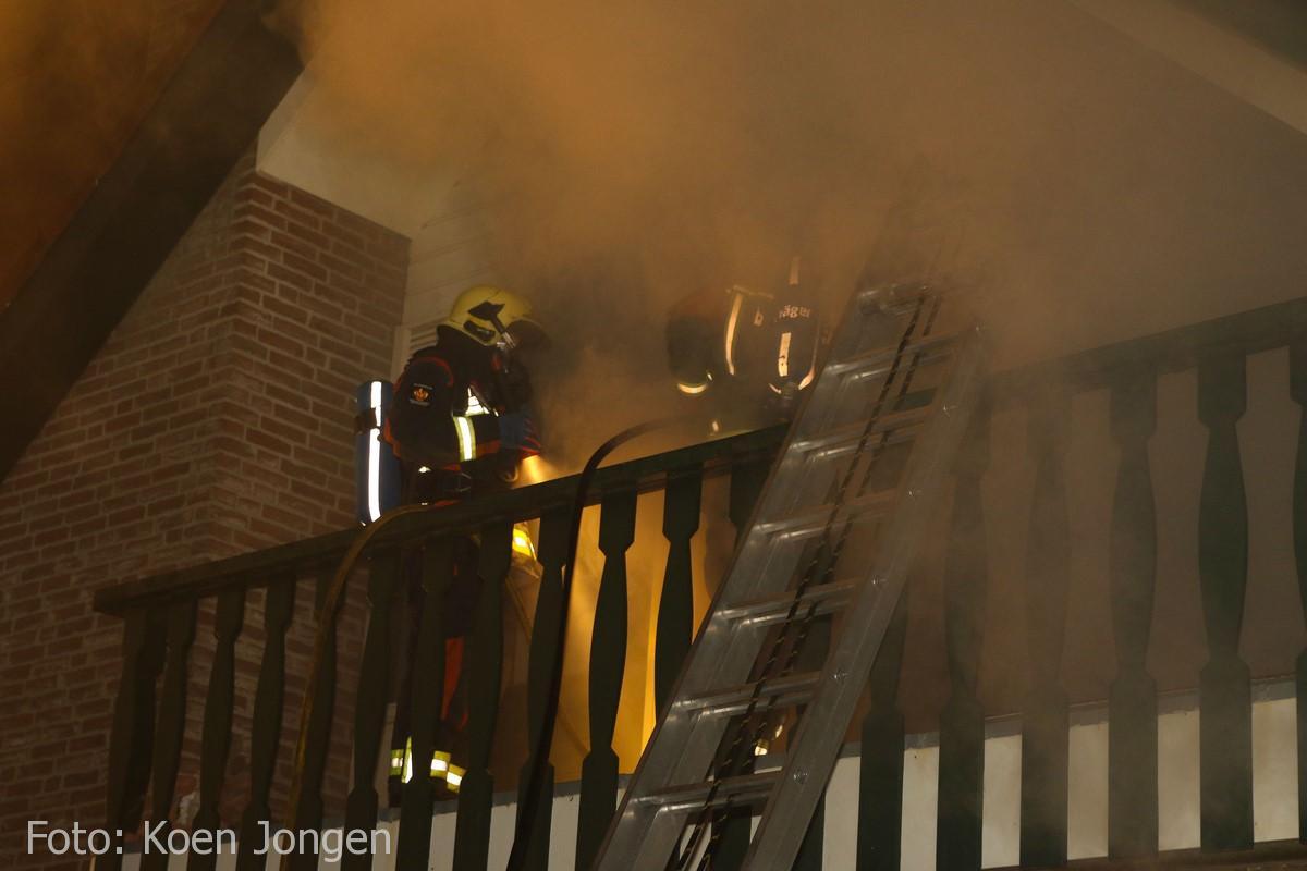 Oefening Brandweer OGT (8)