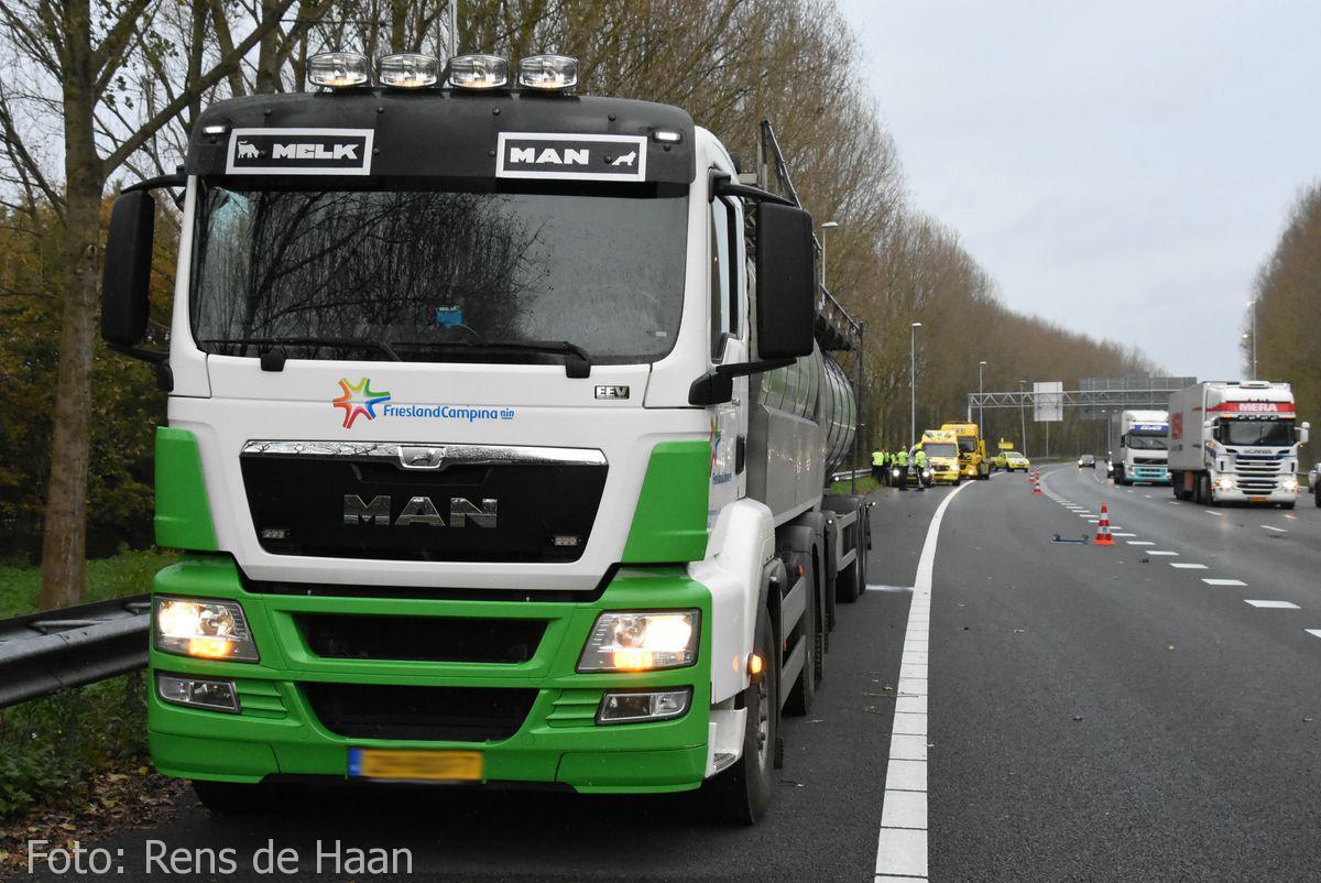 Ongeval A12 Reeuwijk (2)