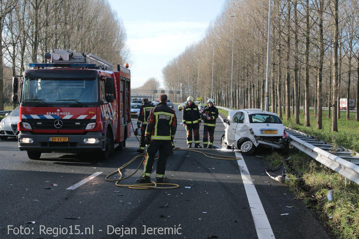 Ongeval A12 Reeuwijk (3)