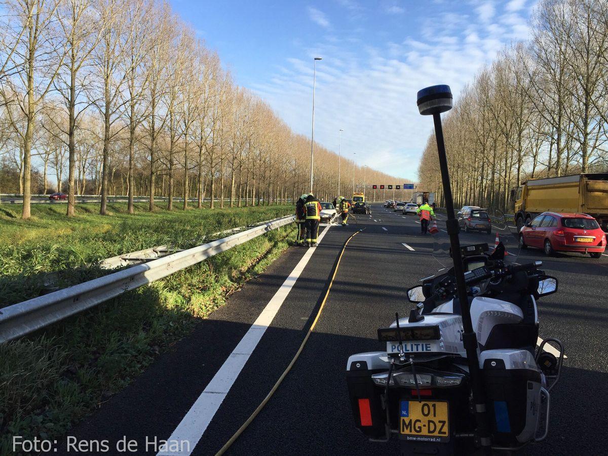 Ongeval A12 Reeuwijk (5)