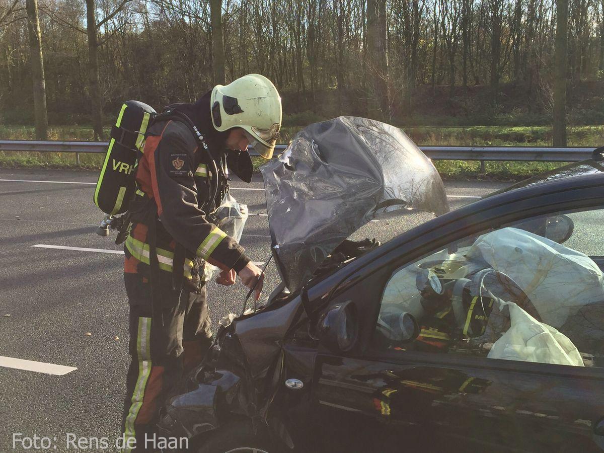 Ongeval A12 Reeuwijk (6)