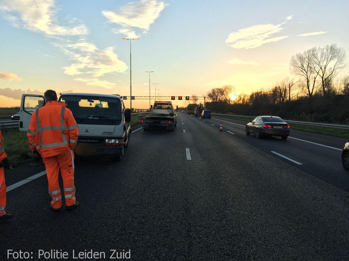 Ongeval A4 Leidschendam (10)