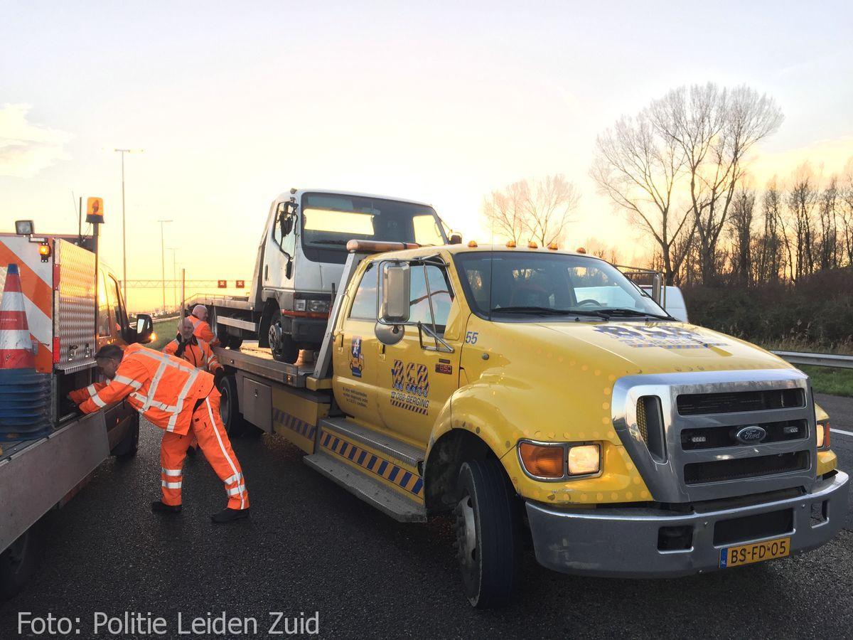 Ongeval A4 Leidschendam (11)