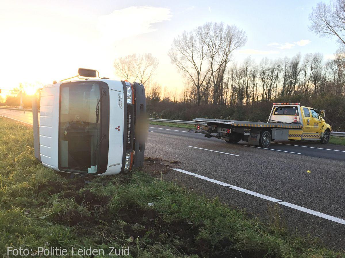 Ongeval A4 Leidschendam (6)