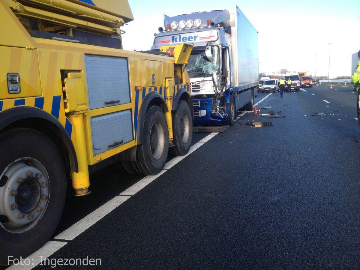 Ongeval A4 Roelofarendsveen (12)