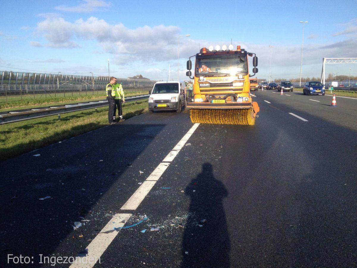 Ongeval A4 Roelofarendsveen (13)