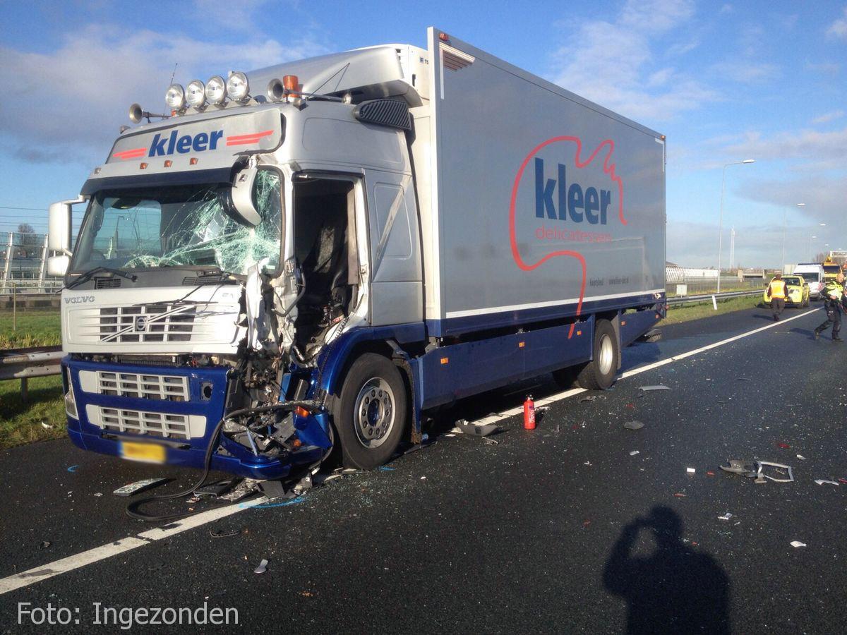 Ongeval A4 Roelofarendsveen (3)