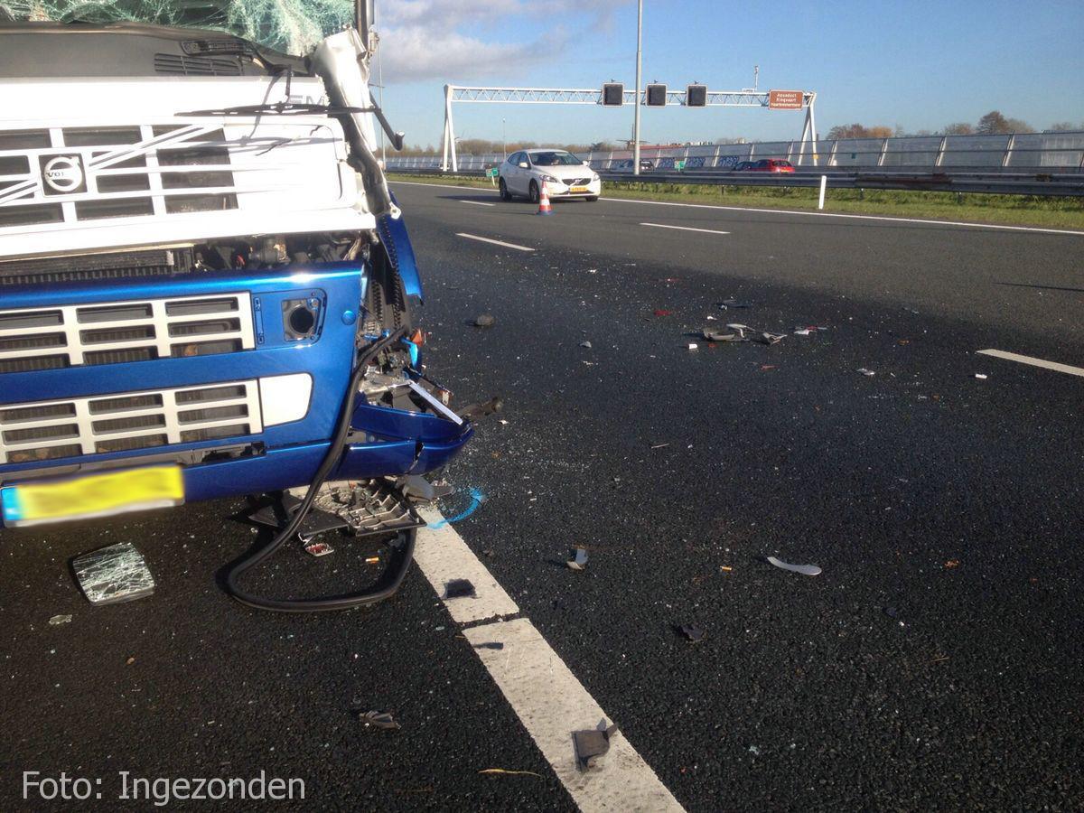Ongeval A4 Roelofarendsveen (9)