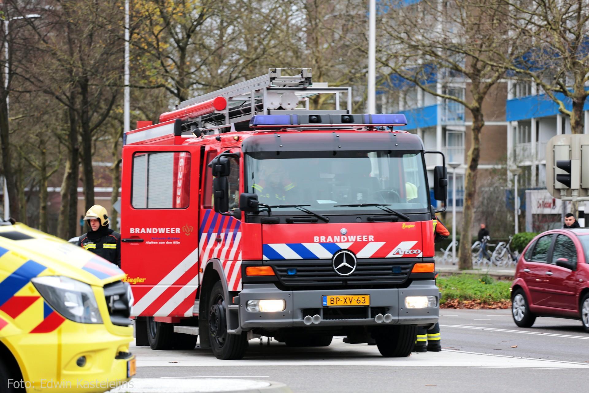 Ongeval Alphen aan den Rijn (5)