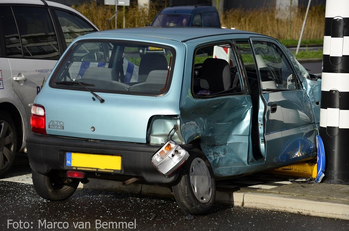 Ongeval GDA (32) [112HM]