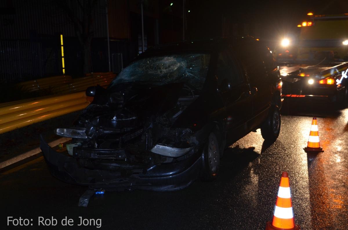 Ongeval Industriestraat MKE 09