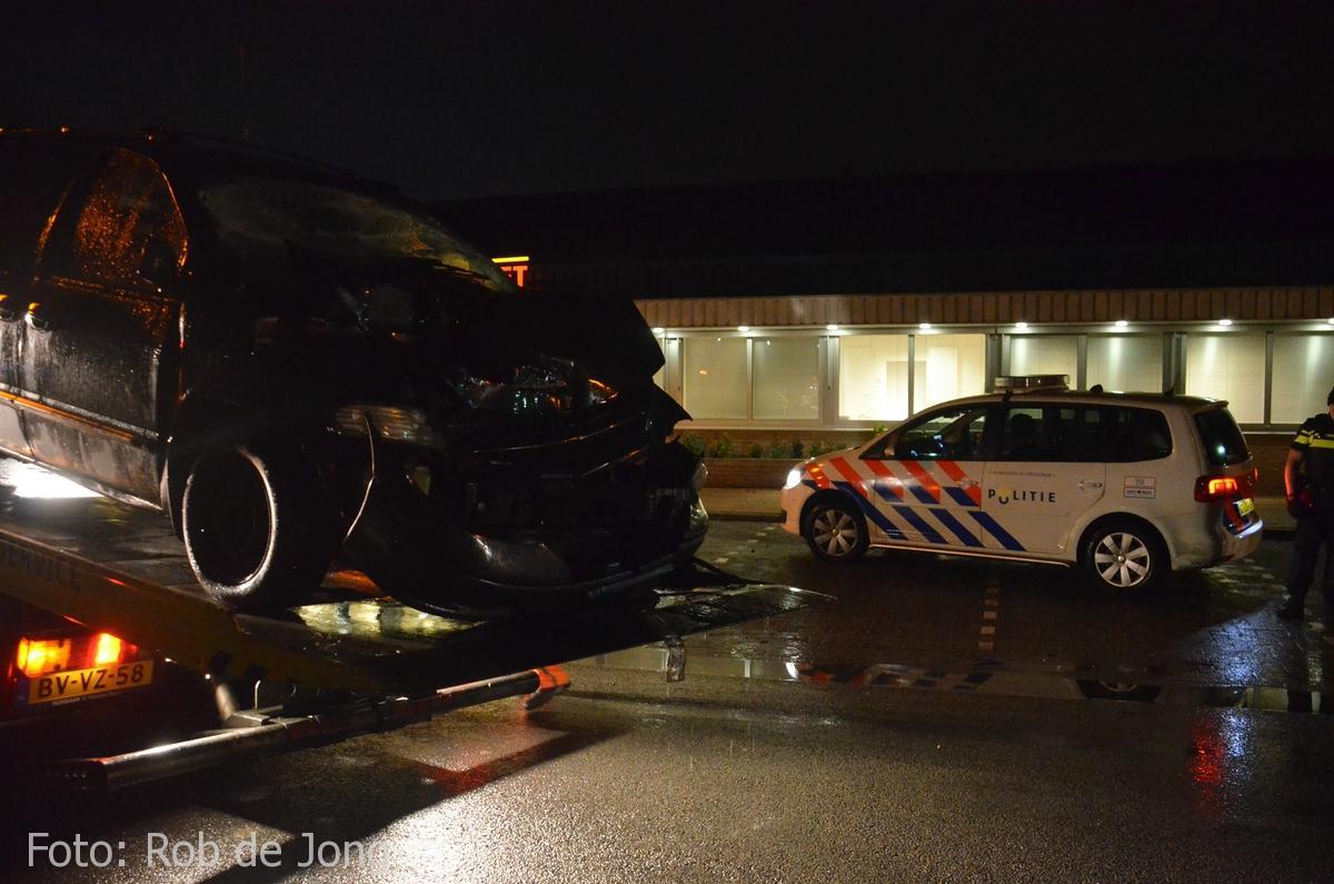 Ongeval Industriestraat MKE 10